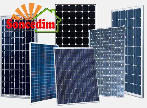 Комплекти сонячних батарей