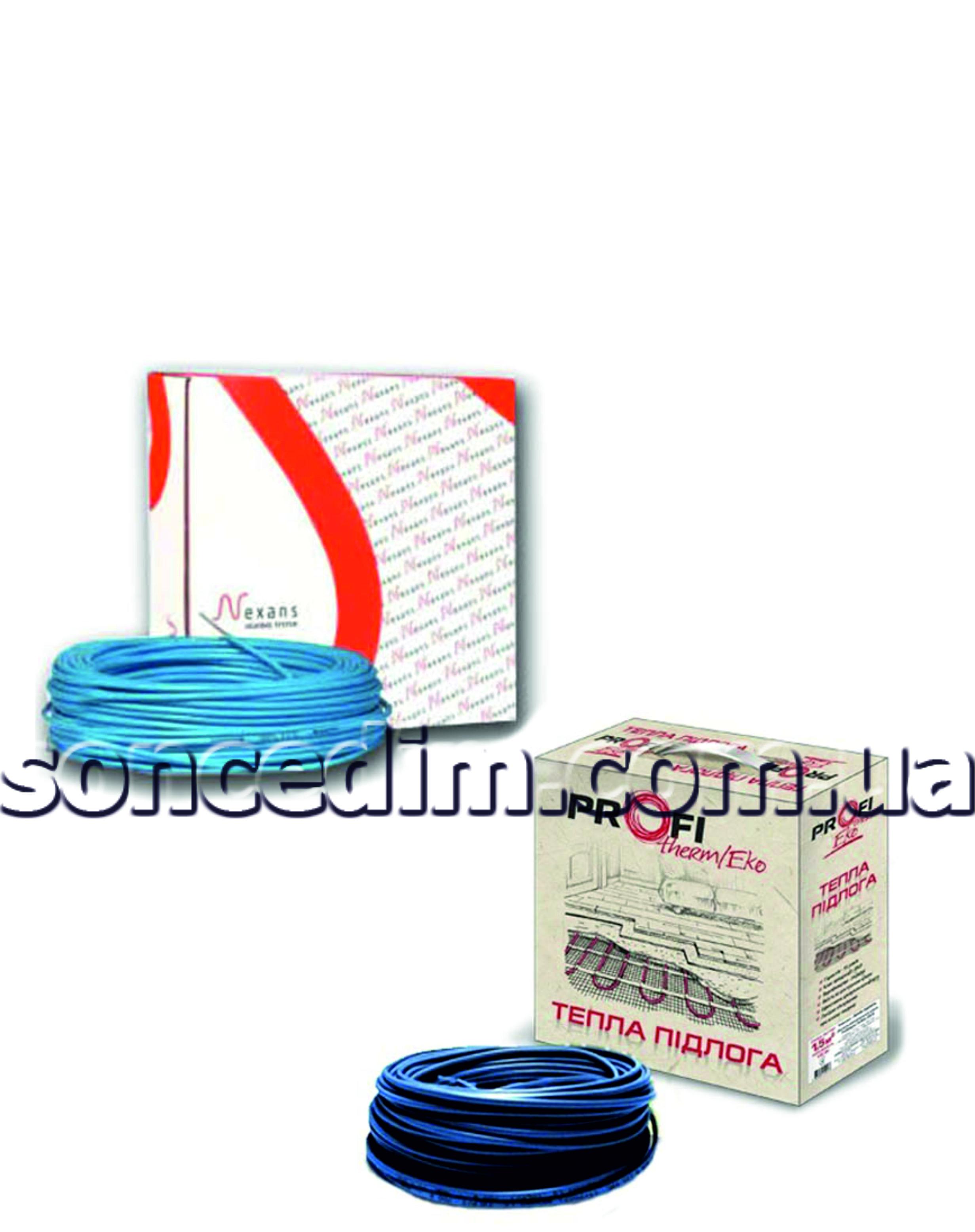 Одножильний нагрівальний кабель для антикригових систем та систем сніготанення з безмуфотовим з'єднанням та захисною алюмінієвою трубкою