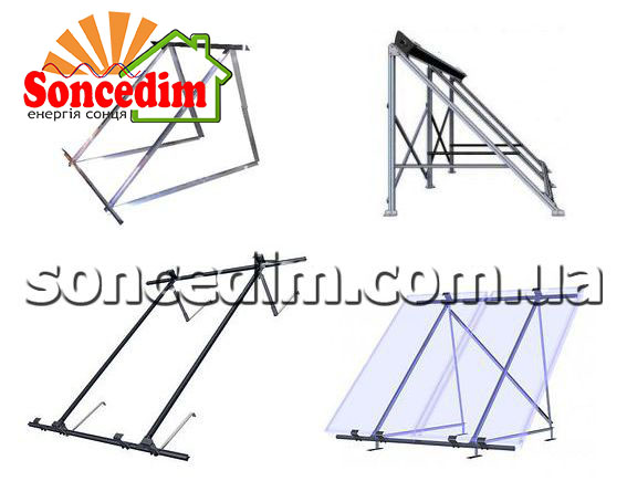 кріплення для сонячних колекторів