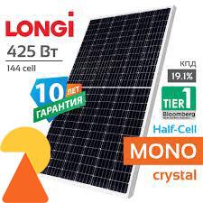 Сонячна панель Longi LR4-72HPH-425M