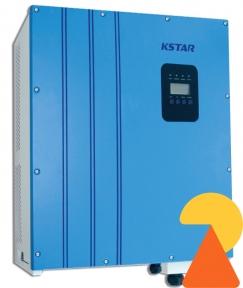 Мережевий інвертор KSTAR KSG-30-DM