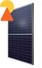 Сонячна панель DAH Solar HCM72X9-405M, 9BB Half-Cell
