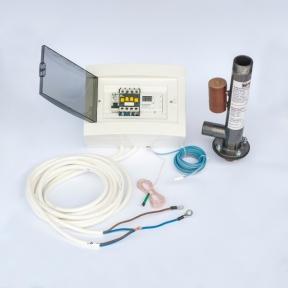 Електродний котел HotPot 8/160-1А (з механічною автоматикою)