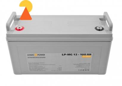 Мультигелевий акумулятор LogicPower LP-MG-12-100 AH