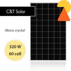 Солнечная батарея C&T Solar СT60320M