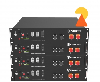 Літієвий акумуляторний блок Pylontech LV 4.4 (4,4 кВт*год, 48 В)