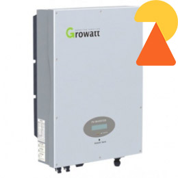 Мережевий інвертор Growatt 5000UE
