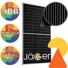 Сонячна панель Risen RSM120-6-330M JAGER
