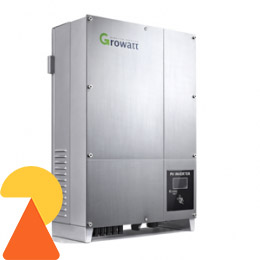 Мережевий інвертор Growatt 10000-UE - 10кВт