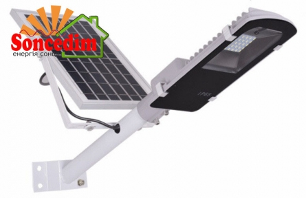 LED Уличный фонарь 150W c солнечной панелью