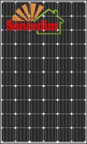 Сонячна панель AKCOME SK6612-370М