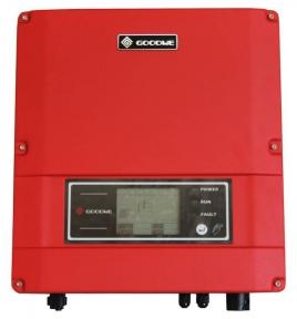 Мережевий інвертор GoodWe 5,1 кВт (220 В, 1 фаза, 1 шт. MPPT)