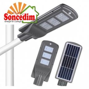 Сонячний ліхтар 40 W