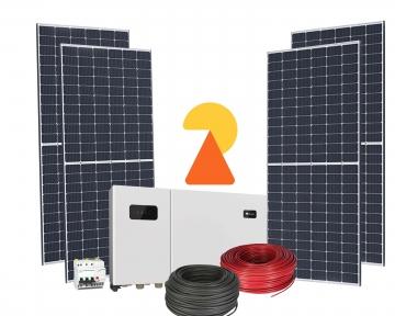Сонячна електростанція під