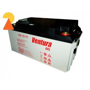 Гелевий акумулятор Ventura VG-12-75 AH