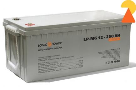 Мультигелевий акумулятор LogicPower LPM-MG-12-250 AH