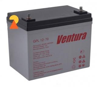 Мультигелевий акумулятор Ventura GPL-12-70 AH
