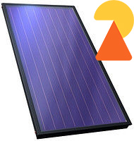 Плоский сонячний колектор Hewalex KS 2600 T AC