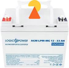 Мультигелевий акумулятор LogicPower LPM-MG-12-33 AH