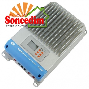 Контроллер MPPT 45A 12/24/36/48В с дисплеем, (iT4415ND), EPsolar(EPEVER)