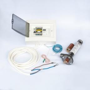 Електродний котел HotPot 5/100-1А (з механічною автоматикою)