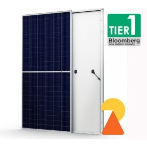 Сонячна панель Trina Solar TSM-Vertex DE18M 495M