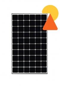 Cонячна панель LG LG370W1CA5-NEON - 370M