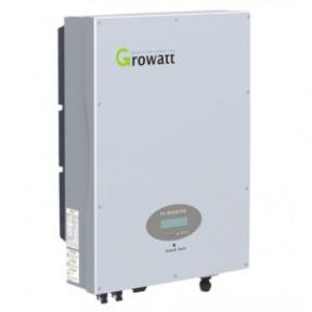 Мережевий інвертор Growatt 5000UE (5кВт, 3 фази, 2 шт. MPPT)