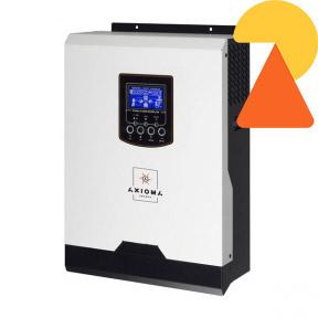 Автономний інвертор AXIOMA Energy ISPWM 5000 - 4кВт