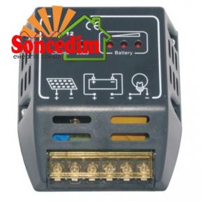 Контроллер 12А 12В PWM(ШИМ), Модель-CMP12, JUTA