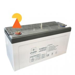 Карбований акумулятор Axioma Energy AX-Carbon 100 AH