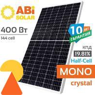 Солнечная батарея ABI Solar AB-72MHC-400M
