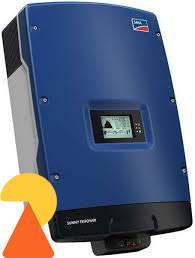 Мережевий інвертор SMA Sunny Tripower 15000 TL-10
