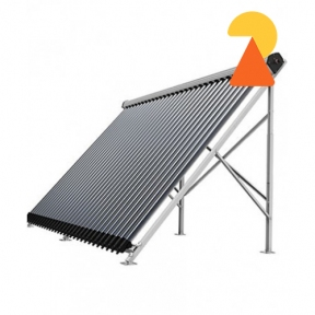 Вакуумний сонячний колектор СВК-А на 20 трубок