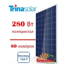 Сонячна панель Trina Solar TSM-285 PD05
