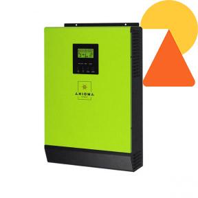 Гібридний інвертор AXIOMA Energy ISGRID 3000 - 3кВт