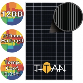 Сонячна панель Risen RSM120-8-600M