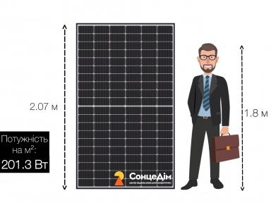 Солнечная батарея Sunpower SPR-P3-415M