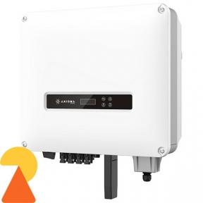 Мережевий інвертор AXIOMA energy, AXGRID-20/27, 20кВт