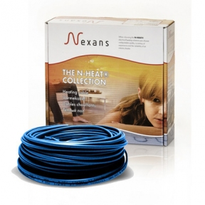 Двожильний нагрівальний кабель Nexans TXLP/2R 1370/17