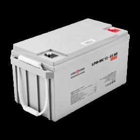 Акумулятор мультигелевий AGM LPM-MG 12 - 65 AH LogicPower