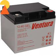 Гелевий акумулятор Ventura VG-12-40 AH