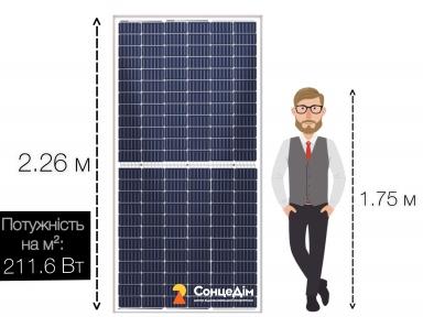 Сонячна панель Longi Solar LR5-72HPH-540M
