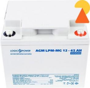 Мультигелевый аккумулятор LogicPower LPM-MG-12-45 AH
