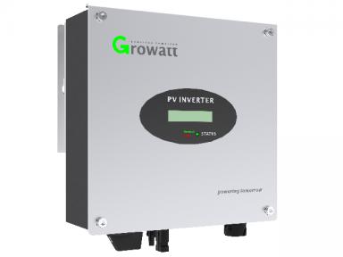 Мережевий інвертор GROWATT 1000 S (1кВт, 1 фаза, 1 шт. MPPT)