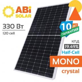 Сонячна панель ABI Solar АВ330-60MHC