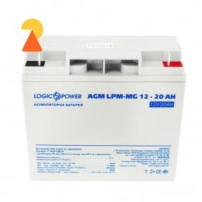 Мультигелевий акумулятор LogicPower LPM-MG-12-20 AH