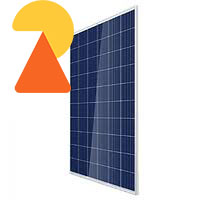 Солнечная батарея Yingli Solar YL280P12B-29B