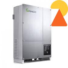 Мережевий інвертор Growatt 12000-UE - 12кВт