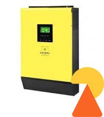 Гібридний інвертор AXIOMA Energy ISGRID 4000 - 4кВт